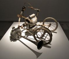 Hommage à New York - Jean Tinguely