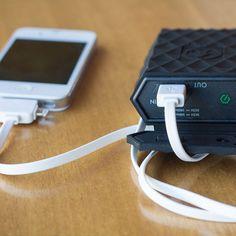 USB Power Bank for Portable Power - Kodiak 6k by Outdoor Tech