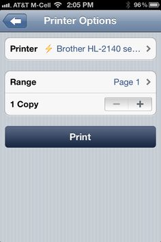 How to Easily Print Documents From Your iPad or iPhone