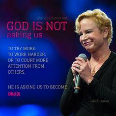 Heidi Baker quote