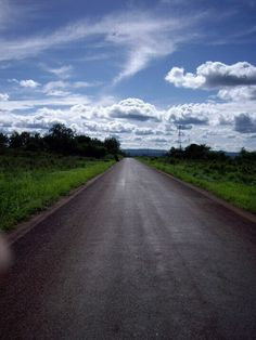 On the way to Boali Falls in the Central African Republic - where I grew up.  :)
