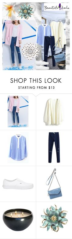 """""""Bhalo 4"""" by zijadaahmetovic ❤ liked on Polyvore featuring Vans, HOBO, FlashPoint Candle, Alexis Bittar, bhalo and bhalo1"""