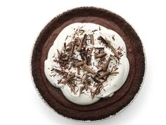 Get Chocolate-Marshmallow Pie Recipe from Food Network