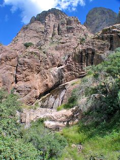 Dripping Springs, Las Cruces, NM