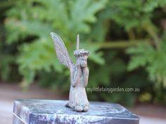 Sophie - The Iron Fairies My Little Fairy Garden Fairies, Iron, Garden, Decor, Faeries, Garten, Decoration, Lawn And Garden, Gardens