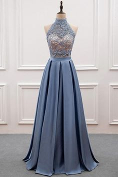 O-Neck A-Line Prom Dresses,Long Prom Dresses,Cheap Prom Dresses, Evening Dress Prom Gowns, Formal Wo on Luulla A Line Prom Dresses, Formal Dresses For Women, Prom Gowns, Cheap Prom Dresses, Lace Dresses, Party Dresses, Homecoming Dresses, Bridesmaid Dresses, Dress Prom