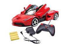 A R Enterprises Red Ferrari Remote Control Car At Rs.734