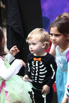 Trick or Treat at the ECC Halloween event