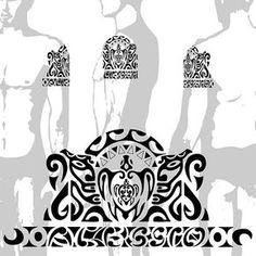 tatuagem.polinesia.maori.0106.kirituhi | Tatuagem Polinésia … | Flickr