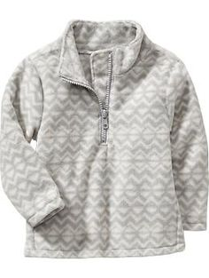 Patterned Half-Zip Pullover for Baby | Old Navy