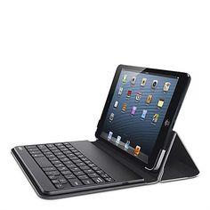 Belkin Wireless Keyboard and Case for iPad Mini