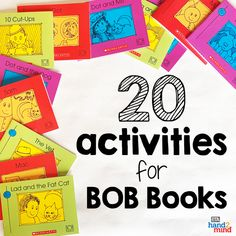 Shop Learn to Read With… Bob Books® and VersaTiles®, Beginning Readers Set and other Literacy products at – a leading online provider of manipulatives and educator resources for PreK through grade. Alphabet Sounds, Letter Sounds, Literacy Stations, Literacy Centers, Spelling Activities, Book Activities, Learning Letters, Kids Learning, Three Letter Words