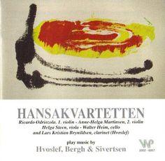 Den Klassiske cd-bloggen: Tre norske og en strykekvartett