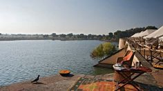 hoteis 42-Chhatra Sagar Dam Hotel, na Índia