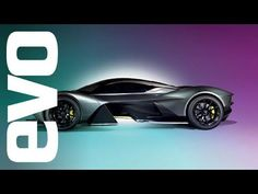 Aston Martin Red Bull 001 - British hypercar meets F1 genius | evo UNWRA...