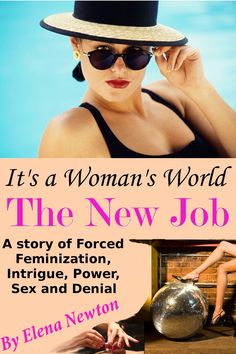 "The story of Peter, an out-of-work and desperate man, whose wife shows him a job advertisement at an all-women firm. To get the job, Peter has to do several unusual things to ""fit in,"" and things quickly go from bad to worse. #forced-feminization, #cross-dressing,#bdsm,#chastity, #humiliation"