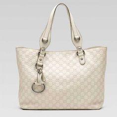 597632007303b2 Gucci Icon Bit Medium Tote Off-White 229832 Sale Gucci Tote Bag, Gucci  Purses