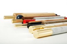 Rouleaux: A Series of Handmade Rolling Pins http://bit.ly/1CuS0sL