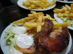 Pollo a la Brasa (Peruvian Rotisserie Chicken)