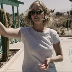 Jennifer Lawrence Is the World's Biggest Goofball in a Behind-the-Scenes Vogue Video