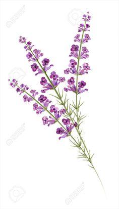 tattoo leg tattoo tattoo sleeve pansy tattoo flower tattoos lavender ...