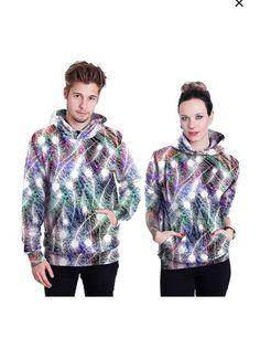 2d56f39dda396c Envmenst 2017 New Style Men Women Hoodies Sweatshirts Casual Special  Printed Pullover Hoodies Big Pocket Couple Hoodies. Online Depot USA