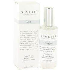 Demeter by Demeter Linen Cologne Spray 4 oz