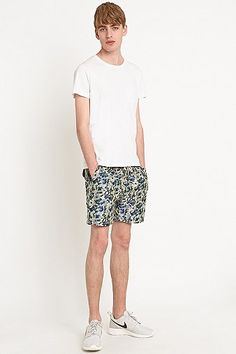"Soulland - Mehrfarbige Shorts ""Schredder"""