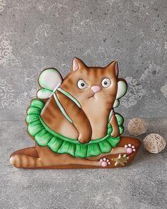 ПРЯНИКИ УКРАИНА ОДЕССА (@my_lovely_cookie) • Instagram photos and videos Cat Cookies, Photo And Video, Cats, Videos, Photos, Instagram, Gatos, Pictures, Cat
