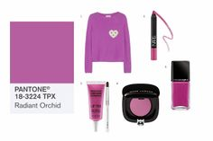 Pantone 2014 Radiant Orchid