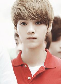 Exo - Luhan ; Stop being prettier than me.