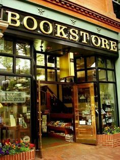 I love nothing more than hanging out at a bookstore :)