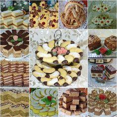 Rozi Erdélyi konyhája: Karácsonyi süteményajánló