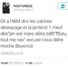 Ptdrrr identifiez des Beyoncé