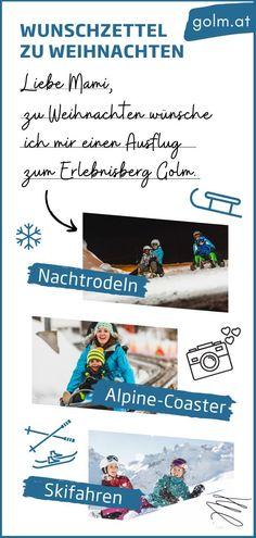 So macht Urlaub zu Hause in Österreich Spaß: Ski fahren und Rodeln am Golm, Alpine-Coaster-Golm fahren, Nachtrodeln, Abenteuernacht Golm, Winterwandern ... Schenke zu Weihnachten Familienausflüge in die Natur am Golm im Monatfon. Der Erlebnisberg Golm verzaubert mit seinen Abenteuermöglichkeiten jedes Kinderherz.     Weihnachtsgeschenk Idee | Familienausflug in Vorarlberg | Urlaub zu Hause in Österreich |Tagesausflug in Vorarlberg | Zeit mit der Familie | Raus in die Natur Winter Vacations