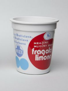 Porcelánový kelímek- Fragola - Harddecore