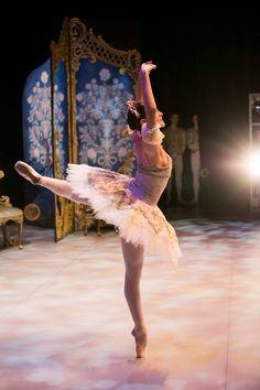 The Australian Ballet's Montana Rubin - Photography Lynette Wills