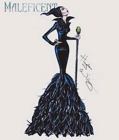 Maléfica, la Villana #1 de Disney!  #Maleficent