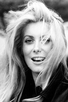 Catherine Deneuve, 1960's