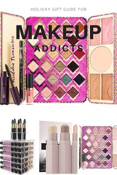 What to buy for a makeup addict