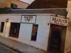 Manor cafe in Falkirk (pic courtesy of David Mackintosh).