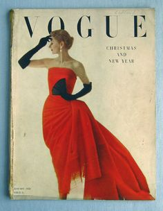 Vogue - January 1950