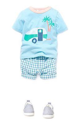 Country Road Baby Boys wear DEC14