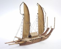 Model Ship Building, Boat Building, Hawaiian Decor, Landscape Concept, Wooden Ship, Canoe And Kayak, Small Boats, Boat Plans, Wooden Boats