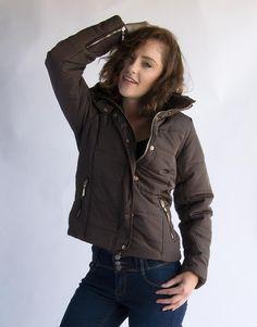Fall 2016 Ladies Jacket Fur Collar - Chase USA International