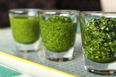 En god pesto er supersund og fyldt med vitaminer og mineraler. Pesto kan anvendes som sauce til såvel vegetarretter som til fisk og fjerkræ.
