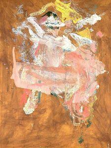 rose dame - (Willem De Kooning)
