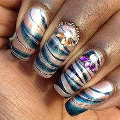 2011 Best Nail Art Images On Pinterest Manicure Beauty And Cute Nails
