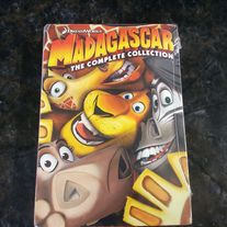 Brand new, factory sealed set of all Madagascar dvds including the Christmas special.  Shipping is included!