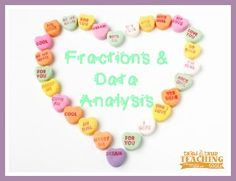 Sweet Fractions & Data Analysis |